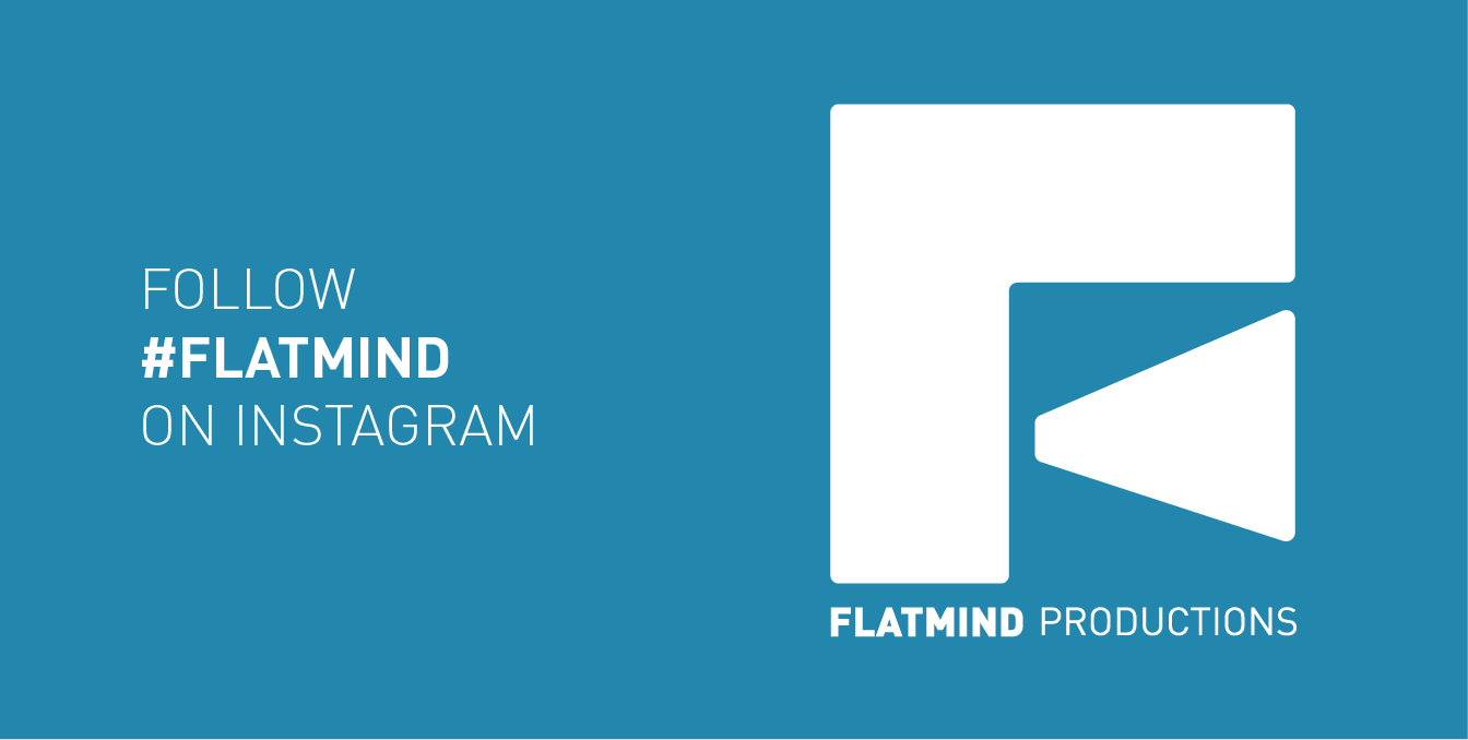 Follow Flatmind on Instagram